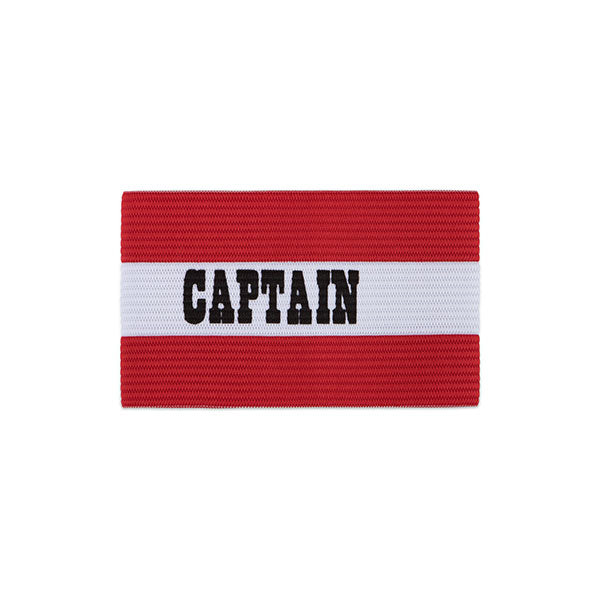 Kids Captain Arm Bands red