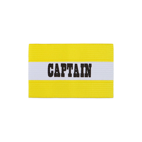 Kids Captain Arm Bands Yellow
