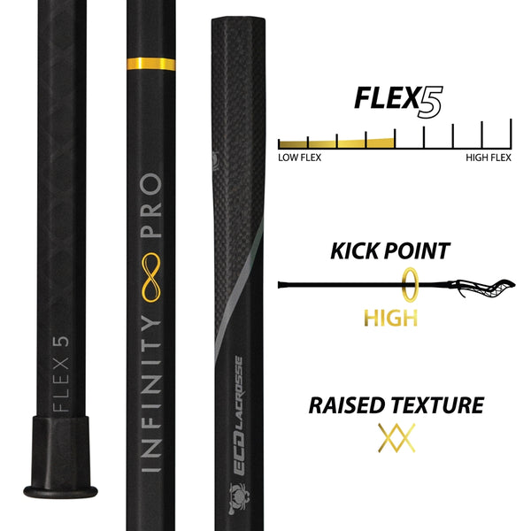 ECD Infinity PRO Composite Womens Lacrosse Shaft 2