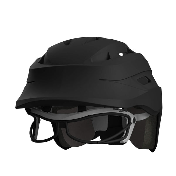 HUMMINGBIRD Women's Lacrosse Headgear V2 Black
