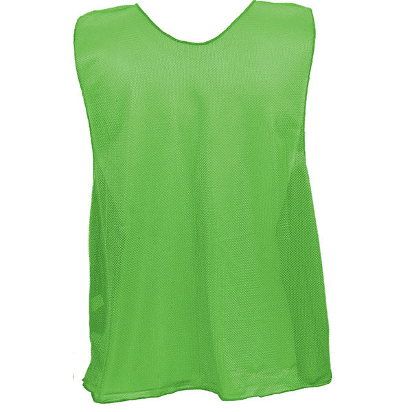Scrimmage Vests Blank Youth Green