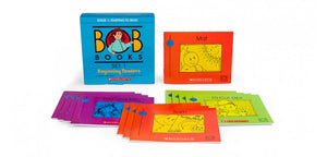 Bob Books English Readers 2 – Beginning Readers