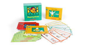 Bob Books English Readers 3 – Rhyming Words 絵本(全10冊)+デジタル版セット
