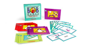 Bob Books English Readers 6 – Sight Words Picture Books (10 books in total) + Digital Edition Set