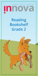 Innova Reading Bookshelf Level 2 picture book (7 books in total) + digital version set