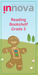 Innova Reading Bookshelf Level 3 picture book (7 books in total) + digital version set