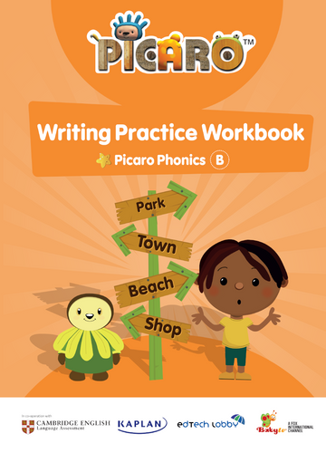 Picaro Phonics book B