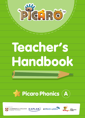 Picaro Phonics Teacher's Hand book A
