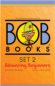 Bob Books English Readers – Advancing Biginners Digital Edition