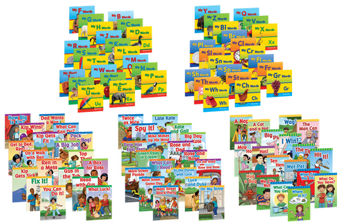 TCM (Teacher Created Materials) set 96 books
