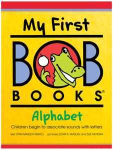 Bob Books English Readers-Alphabet Digital Edition