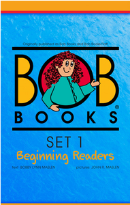 Bob Books English Readers-Beginning Readers Digital Edition