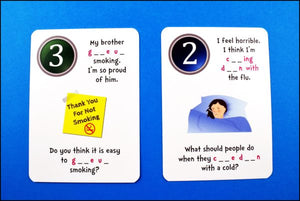 Fun Cards: Phrasal Verbs in Conversation