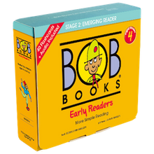 Load image into Gallery viewer, Bob Books English Readers 4 – Early Readers