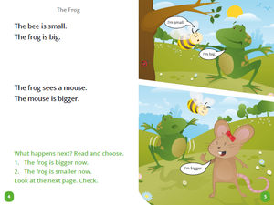 "Innova Series Free Digital Edition ""The Frog"" ""Teacher and Parents Guide"""