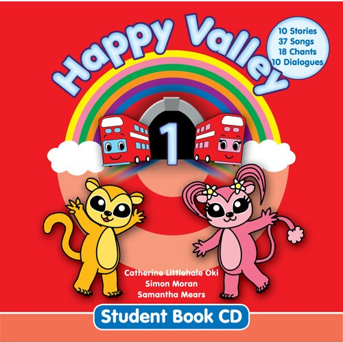 Happy Valley 1 Student Book CD
