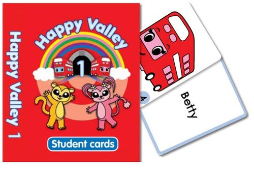 Happy Valley 1 Student Flashcards