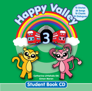 Happy Valley 3 Student Book CD