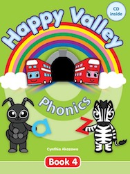 Happy Valley Phonicsbook 4
