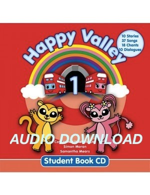 Happy Valley 1 Student Book CD download version