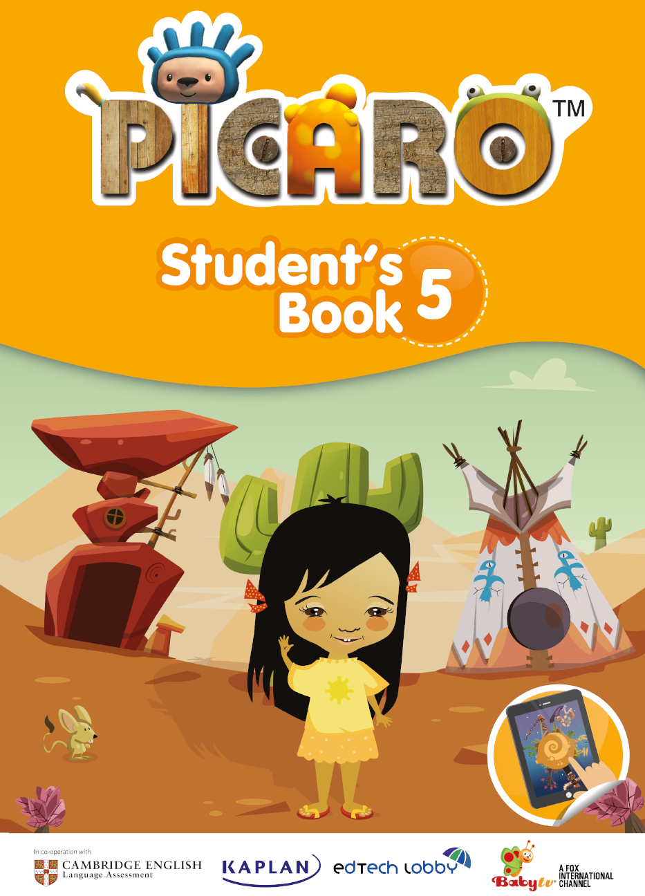 Picaro Student's Book Unit 5