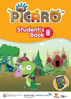 Picaro Student's Book Unit 8