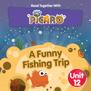 Picaro Storybook Unit 12: A Funny Fishing Trip