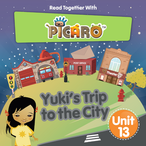 Picaro Storybook Unit 13: Yuki's Trip to the City