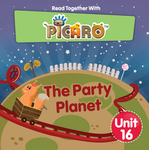 Picaro Storybook Unit 16: The Party Planet