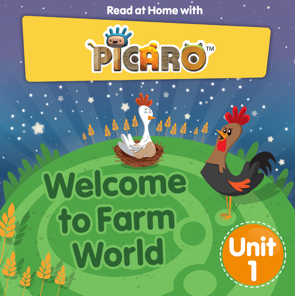 Picaro Storybook Unit 1: Welcome to Farm World