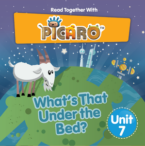 Picaro Storybook Unit 7: What's That Under the Bed?