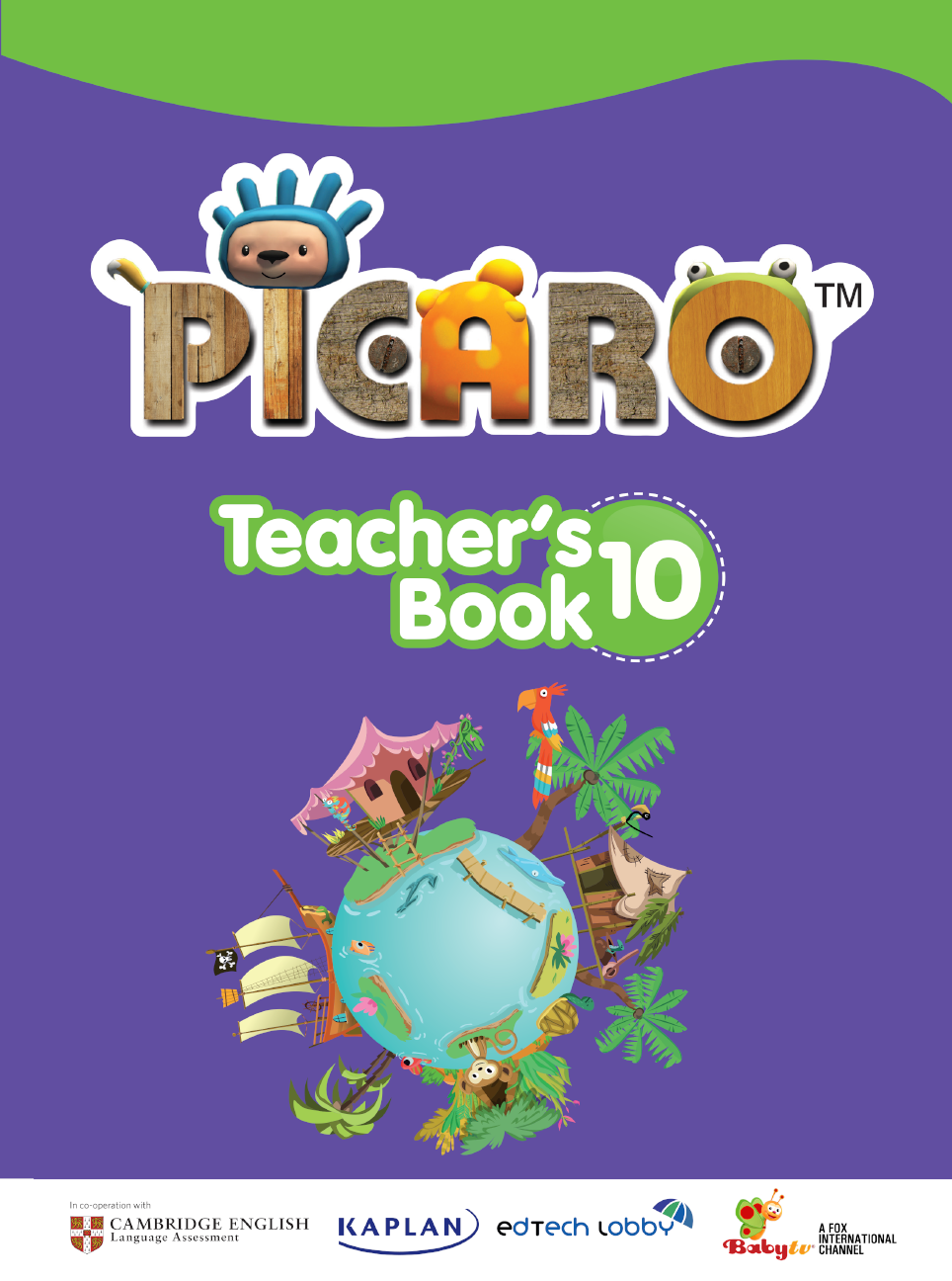 Picaro Teacher's Book Unit 10