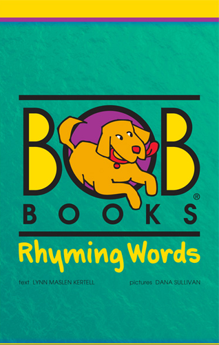 Bob Books English Readers – Rhyming Words デジタル版