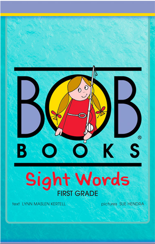Bob Books English Readers-Sight Words First Grade Digital Edition