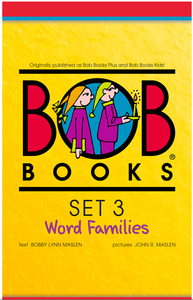 Bob Books English Readers  – Word Families デジタル版