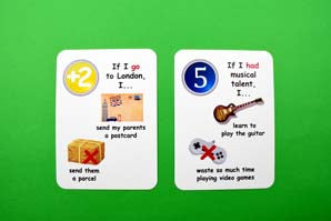 Fun Cards: Conditionals