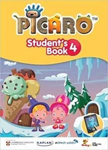 Picaro Student's Book Unit 4