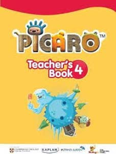 Picaro Teacher's Book Unit 4