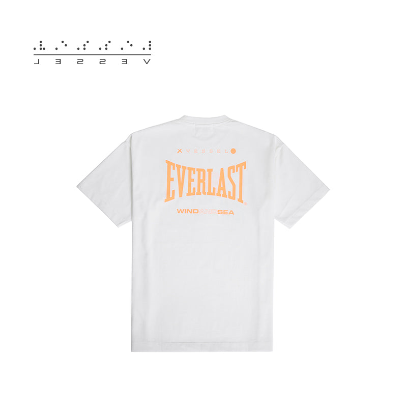 xVESSEL × EVERLAST × WDS GYM L/S T-SHIRT