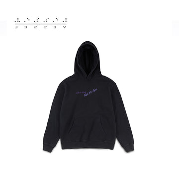xVESSEL x Niko and ... Purple Paisley Hoodie