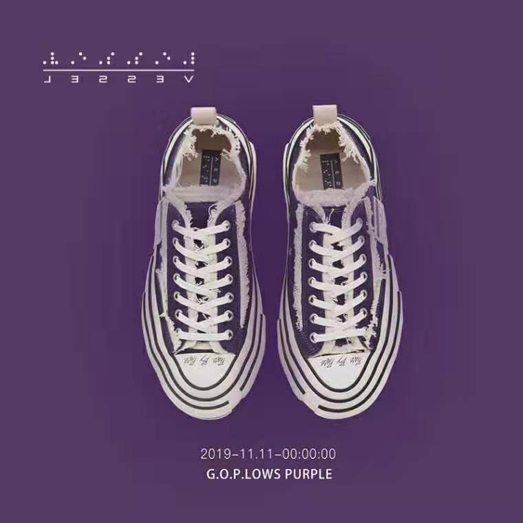 xVESSEL G.O.P. LOWS PURPLE