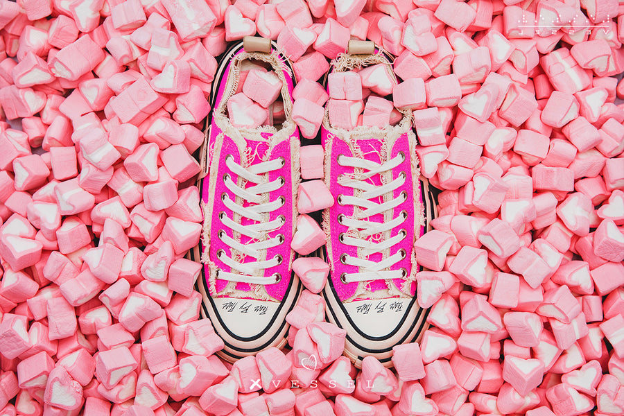 G.O.P. LOWS CANDY PINK