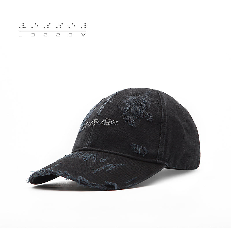 Peace By Piece Hat black
