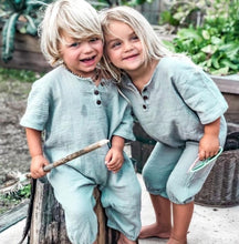 Load image into Gallery viewer, CHILDREN OF THE TRIBE ROMPER
