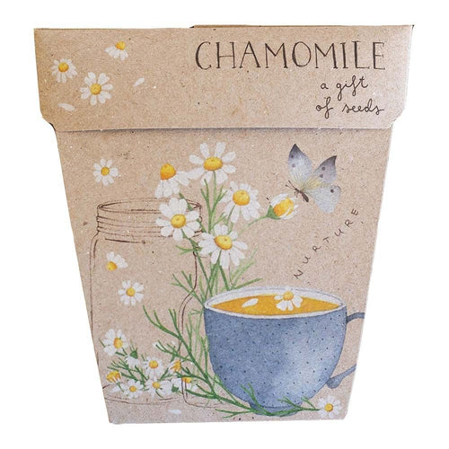 Chamomile Seeds Gift Card