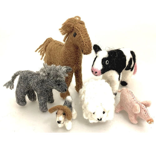 felt-animals-donkey-horse-cow-pig-sheep-and-dog