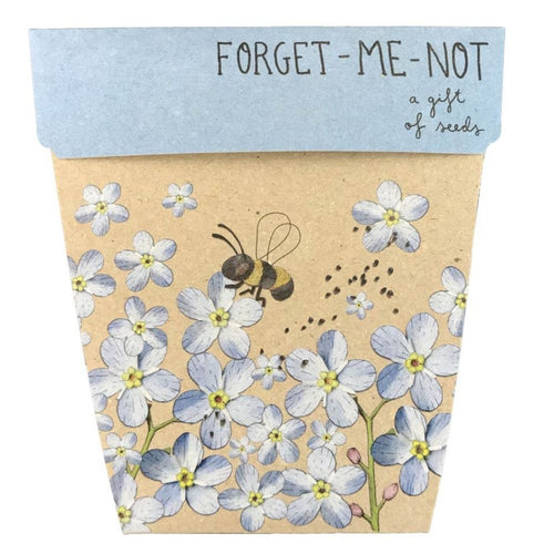 Forget Me Not Seeds Gift Card