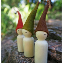 Load image into Gallery viewer, nature-gnomes-peg-dolls