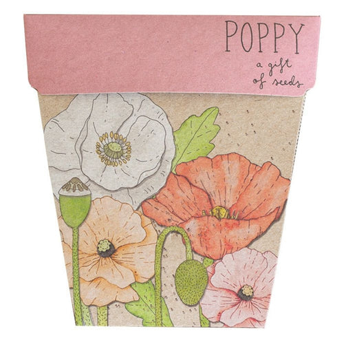 Poppy Seeds Gift Card