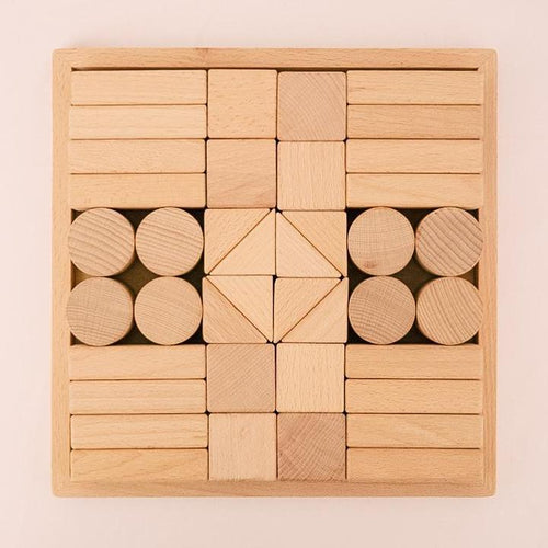 Core Four Block Set